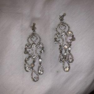 Elegant Dangly Earrings